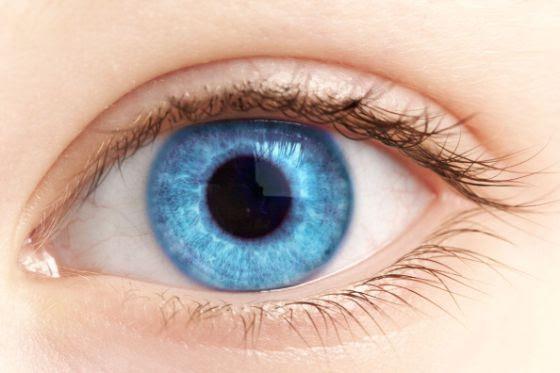 Ciência indica vantagens em ter olhos azuis