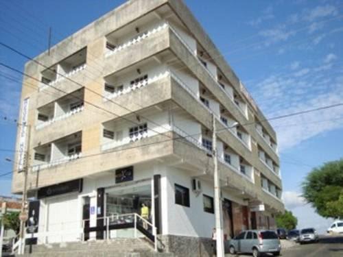 Resultado de imagem para fachada do hotel regente caico rn