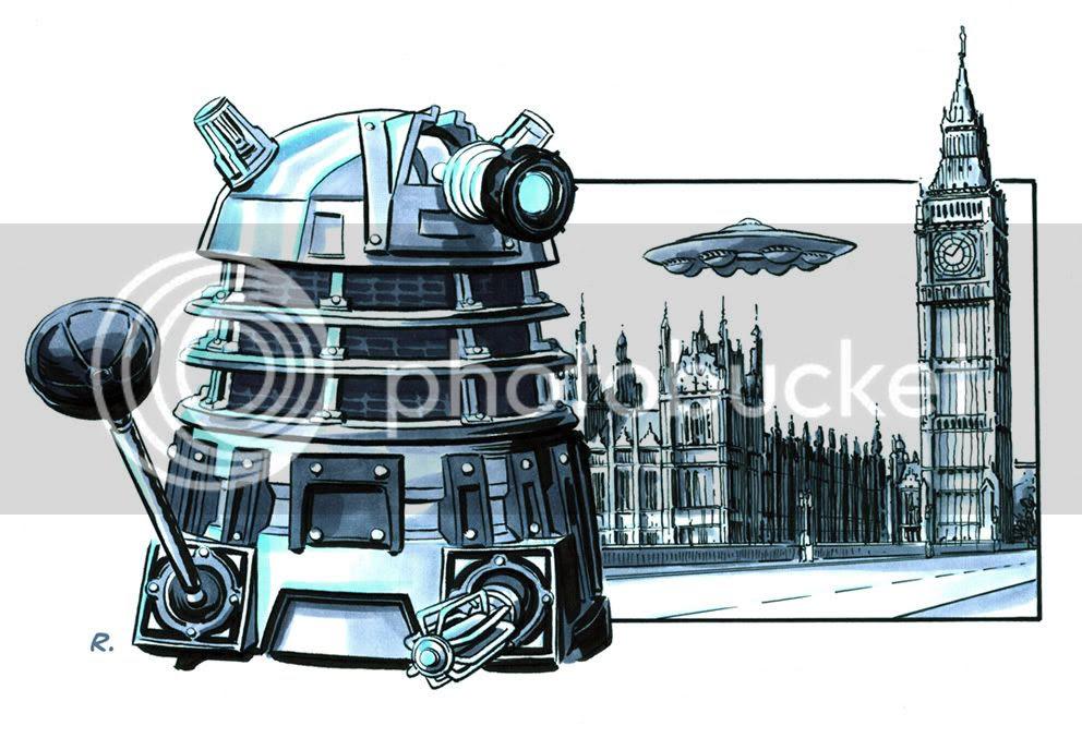 Dalek_Westminster_GNREID.jpg, www.gnreid.co.uk