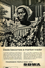 dede becomes a market trader