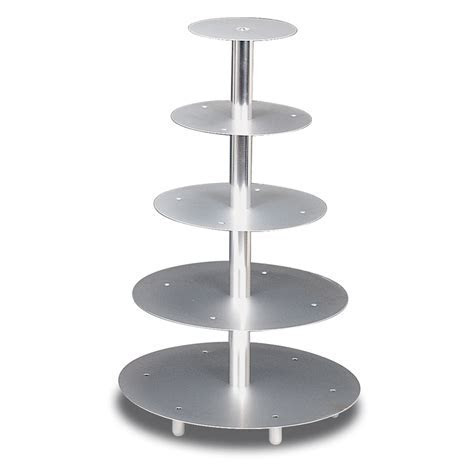 5 Tier Wedding Cake Stand   JB Prince Professional Chef Tools