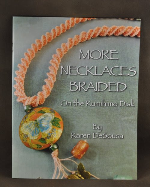 s29485 Book -  More Necklaces Braided on the Kumihimo Disk - By Karen DeSousa (1)