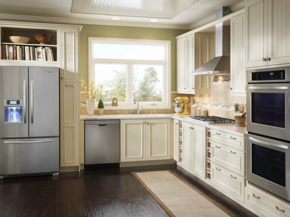 Small Kitchen Design: Smart Layouts