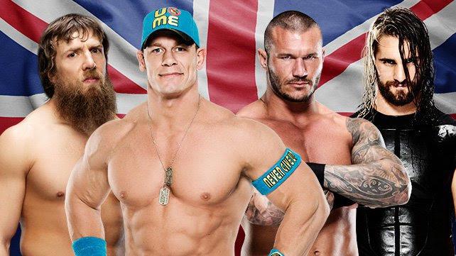 John Cena pojawi się w Wielkiej Brytanii