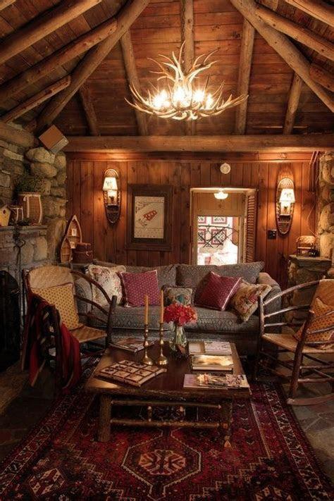 58 Wooden Cabin Decorating Ideas   Home Design Ideas, DIY