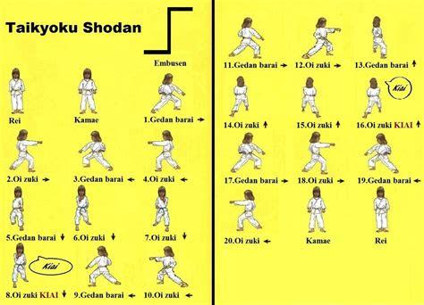 kata sheets wwwharrowshotokankaratecouk