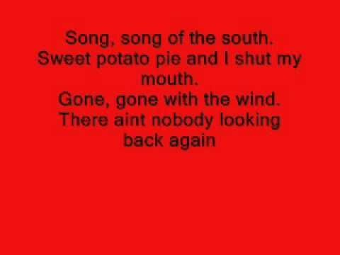 Song Song Of The South Sweet Potato Pie Lyrics