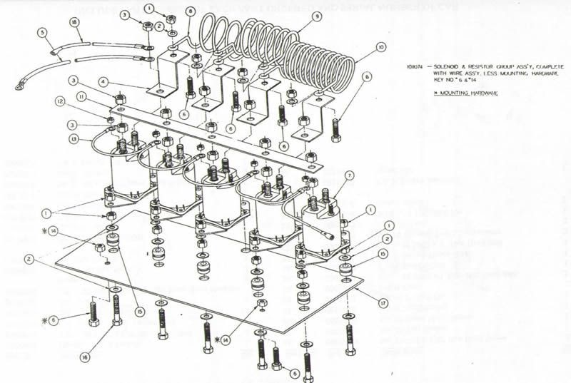 36 Volt 1986 Club Car Ds Wiring Diagram - Wiring Schema