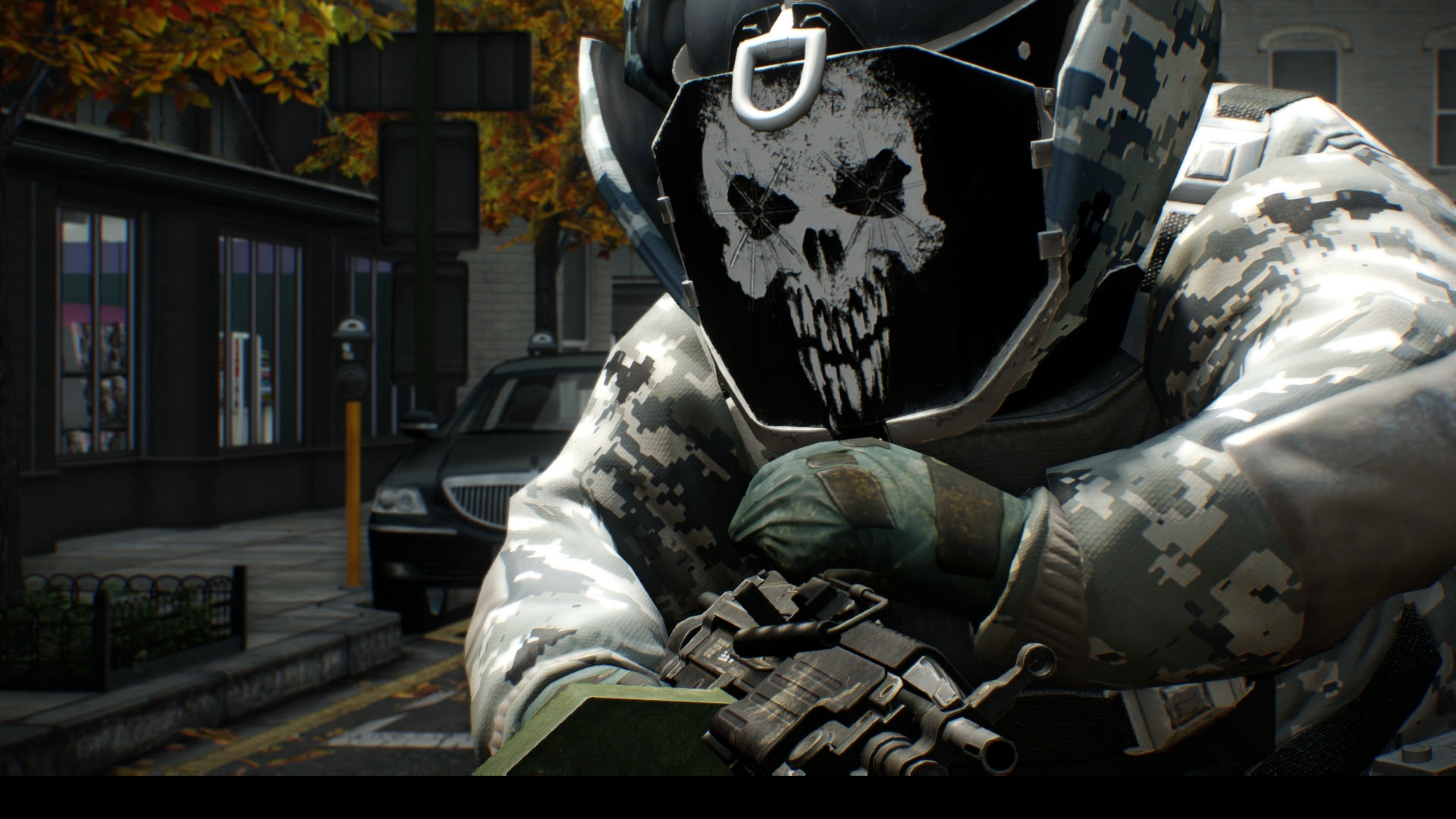 Payday 2 is getting the 'Ultimate' treatment screenshot