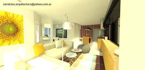 REFORMA INTERIOR by Mario Avalos Arquitecto