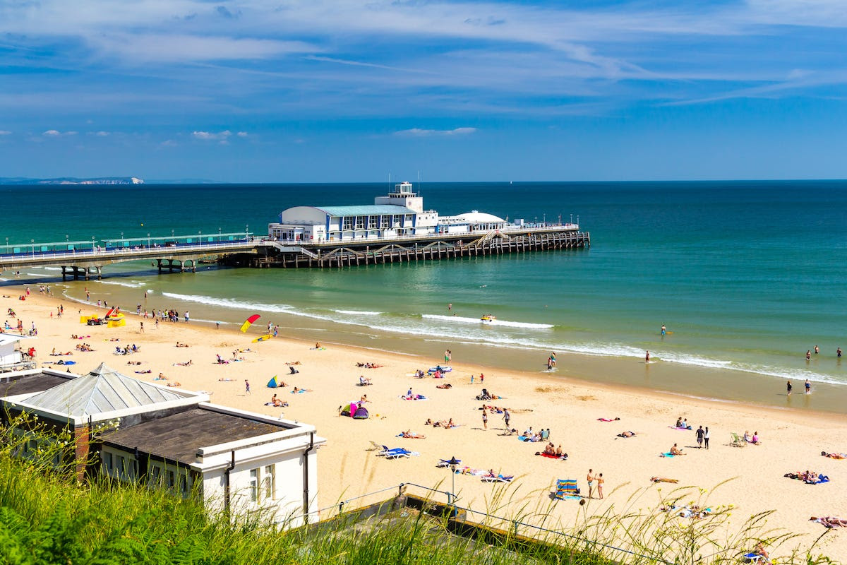 "10. Bournemouth & Dorset, UK: A ""severely unaffordable"" market in previous surveys, the area of Bournemouth & Dorset is the 10th most expensive place to live around the world."