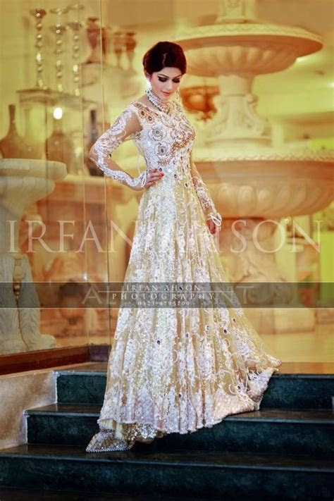 Latest Bridal Engagement Dresses Designs 2017 2018 Collection