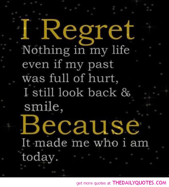 Quotes About Regret Famous 19 Quotes