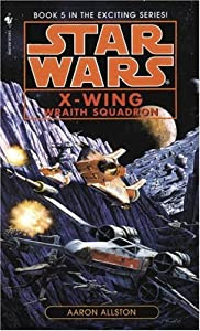 "Cover of ""Wraith Squadron (Star Wars: X-W..."