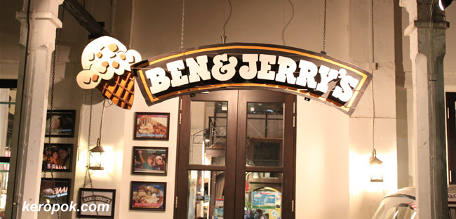 Ben & Jerry's at Dempsey