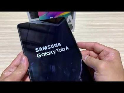 Hướng dẫn Hard Reset Samsung Galaxy Tab A8 2019 - T295