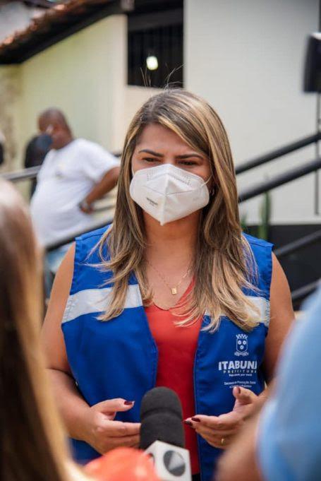 ITABUNA: SECRETARIA DE PROMOÇÃO SOCIAL REALIZA ATENDIMENTO DE REFUGIADOS VENEZUELANOS
