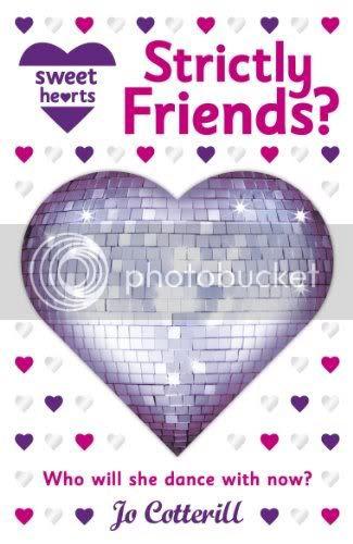 strictly friends? by jo cotterill
