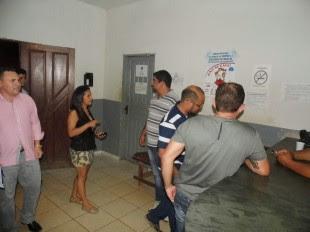 Briga durante a sessão terminou na delegacia do município