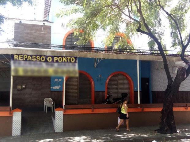 Somente no Recife, 286 bares, lanchonetes e restaurantes fecharam as portas no primeiro semestre de 2016 (Foto: Marina Meireles/G1)
