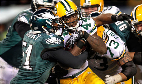 Green Bay Packers running back