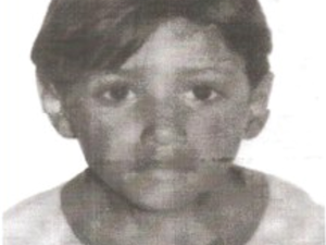 Yuri, de 6 anos, desapareceu em uma cachoeira de Cambuci (Foto: Conselho Tutelar / Divulgação)