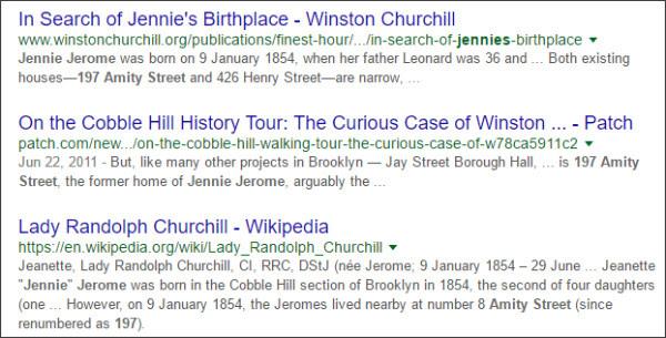 https://www.google.co.jp/?hl=EN&gws_rd=cr&ei=xaUwVt7eFM_KjwPjtYe4DA#hl=EN&q=Jenny+Jerome%E3%80%80197+Amity+Street
