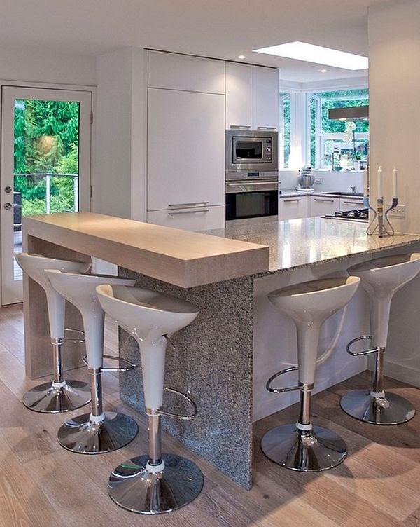 Best Of Modern Kitchen Counter Stools wallpaper