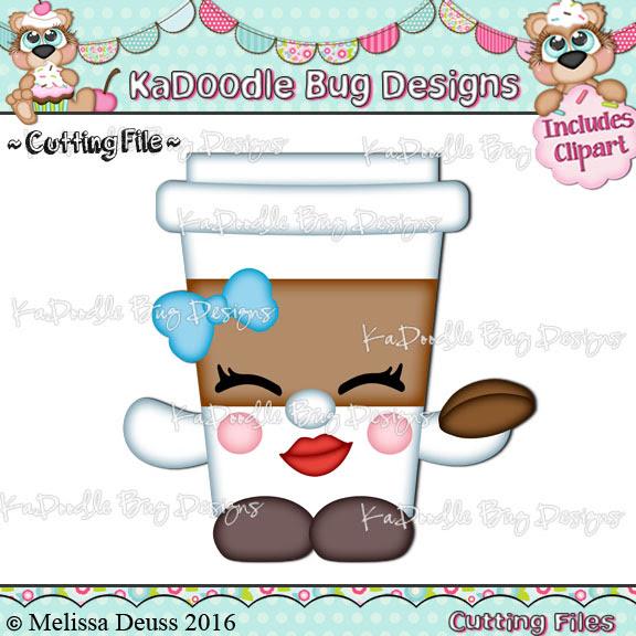 Shoptastic Cuties - Togo Coffee Cutie