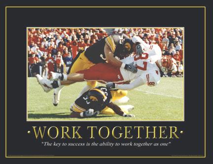 Picture Quotes: Hard Work Reward Demotivation Work ...