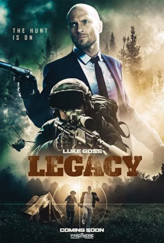 Legacy [HDRip] ENGLISH 2020