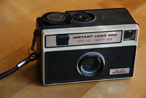 Imperial 126 Instamatic Camera