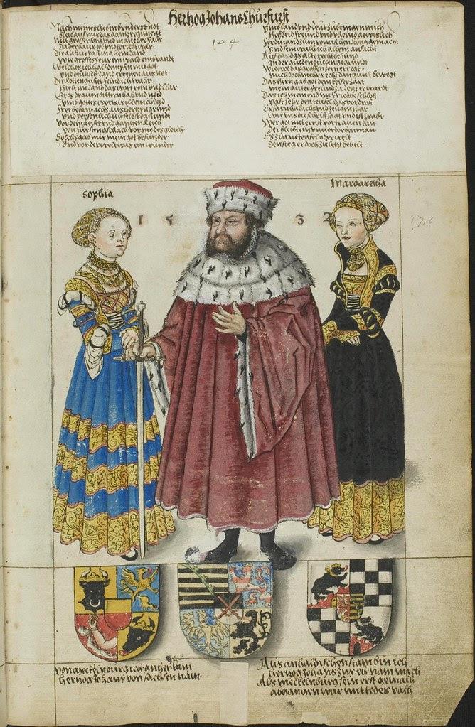 Saxony lineage l