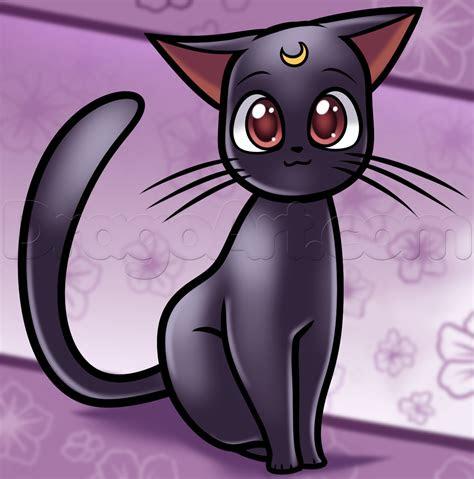draw luna  sailor moon step  step anime