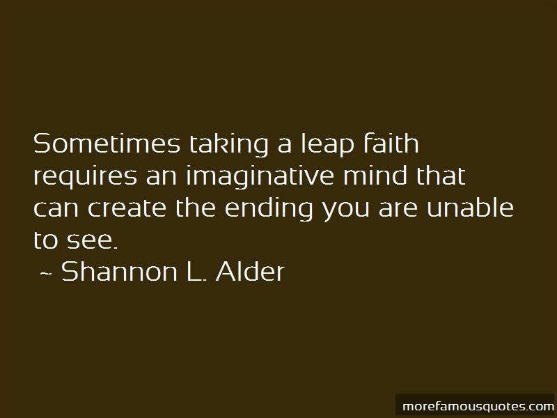 Quotes About Taking A Leap Top 31 Taking A Leap Quotes From Famous
