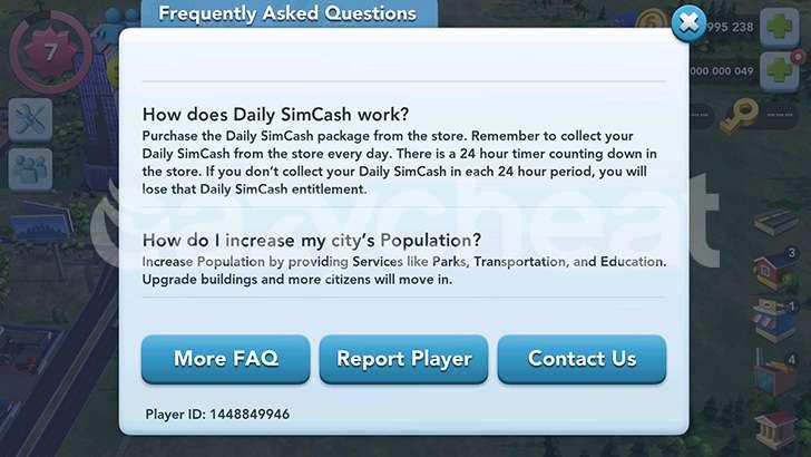 SimCity BuildIt Unlimited Money Coins Keys