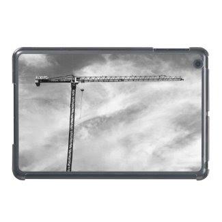 Construction Crane iPad Mini Covers