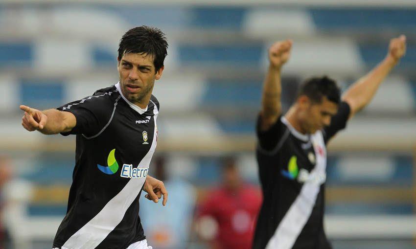 Juninho teve a presença confirmada pelo técnico Cristovão Borges / Marcelo Sadio/vasco.com.br
