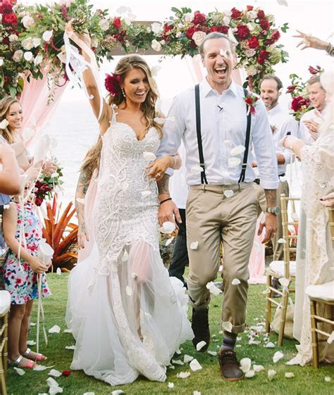 11 Celebrity Weddings that Wowed in 2016   OneFabDay.com