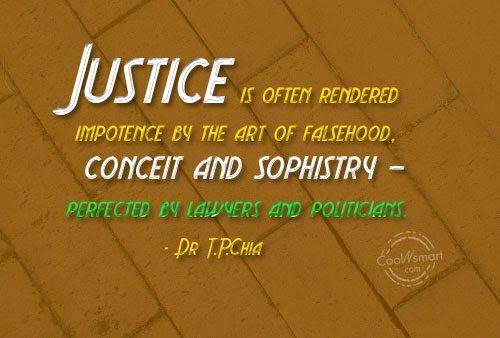 Justice And Fairness Quotes. QuotesGram