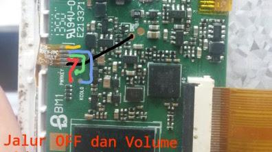 Harga Advan Vandroid T1J Volume Up Down Keys Not Working Problem Solution Jumpers