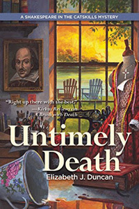 Untimely Death Elizabeth J. Duncan