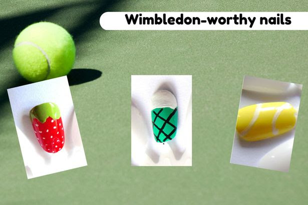 Wimbledon Nails