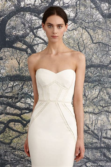 1000  ideas about Nicole Miller Bridal on Pinterest