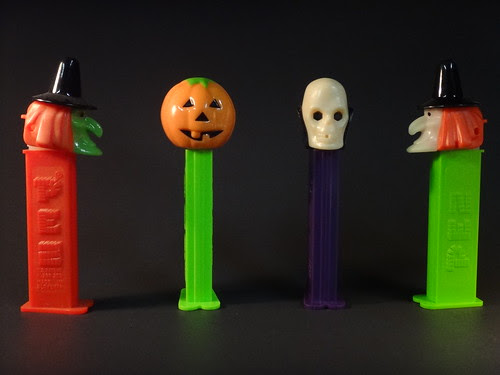 Halloween Pez Dispensers