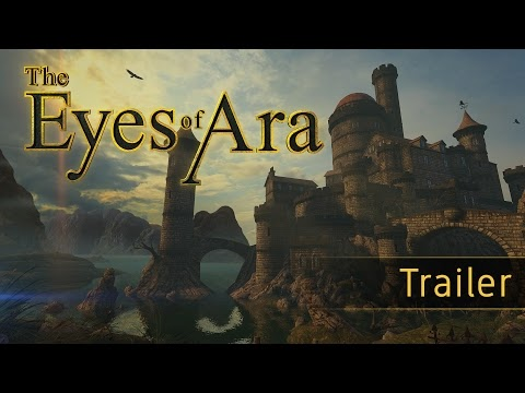The Eyes of Ara Review   Story   Gameplay