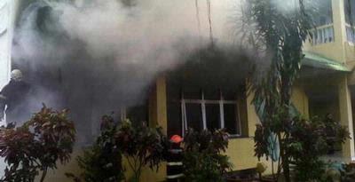 Kisruh Pilwakot, Kantor Media Lokal Palopo Dibakar