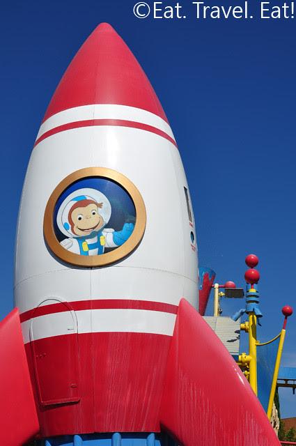 39 George Rocket