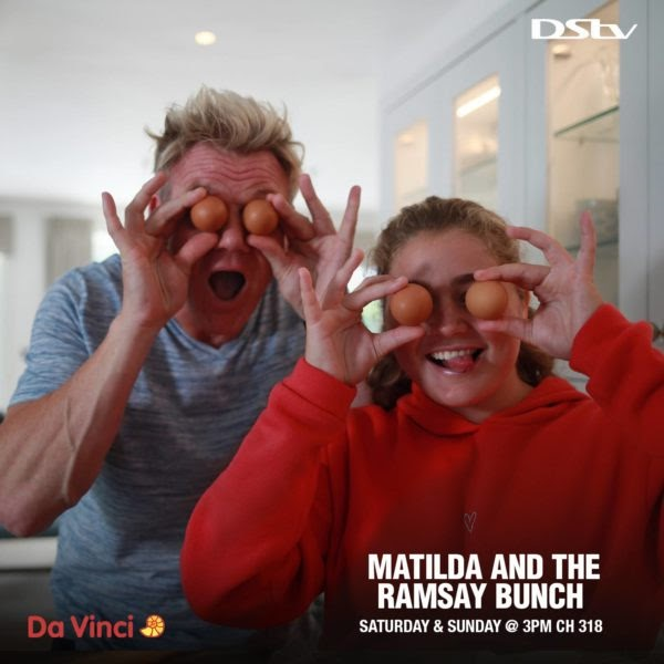 While the Kids Are at Home, DStv Has 5 Amazing Content to Keep Them Happy