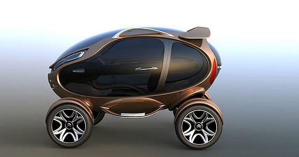 Eggo Concept Car